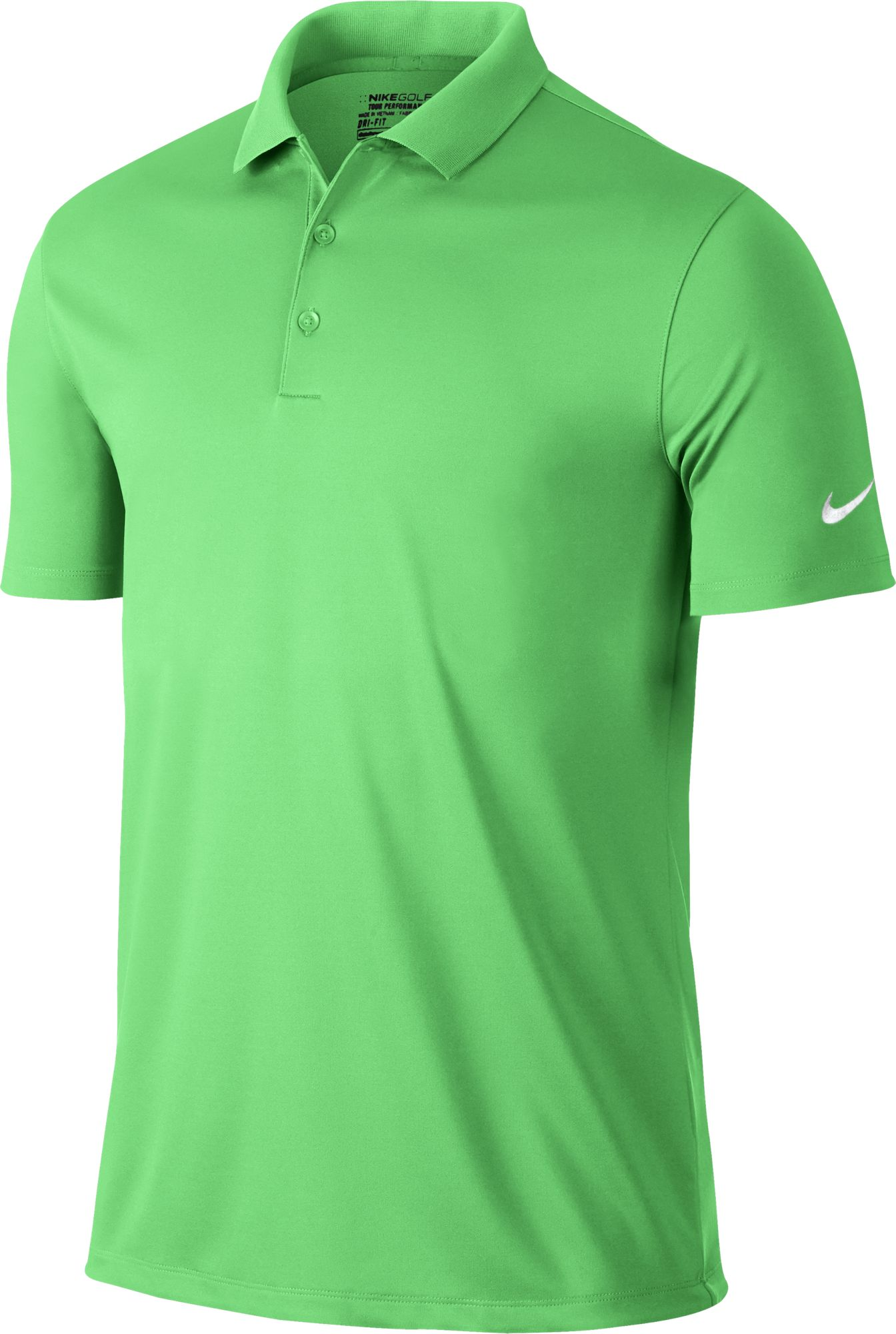 Nike Victory Solid Dri-Fit Polo Golf Shirt 725518 - Pick a ...
