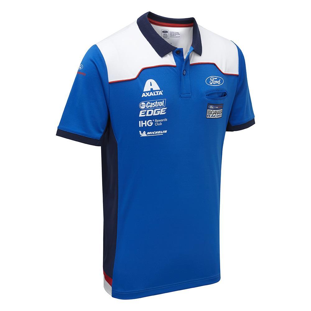 Ford Performance Gt Team Polo Shirt Ebay