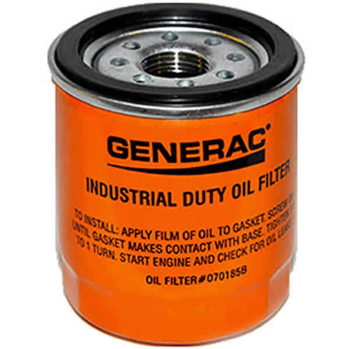 generac 070185bs oil filter 75mm orange can replaces. Black Bedroom Furniture Sets. Home Design Ideas