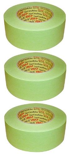 3m green auto masking tape