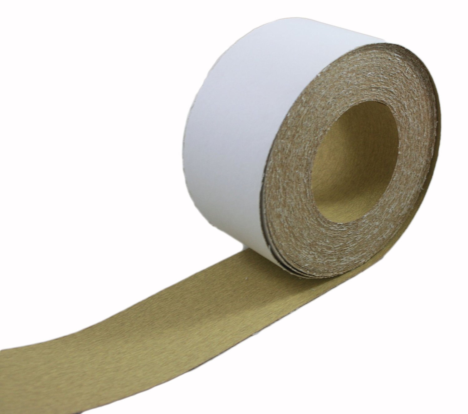 """ABN Adhesive Sandpaper Roll 2-3/4"""" Inch X 20 Yards"""