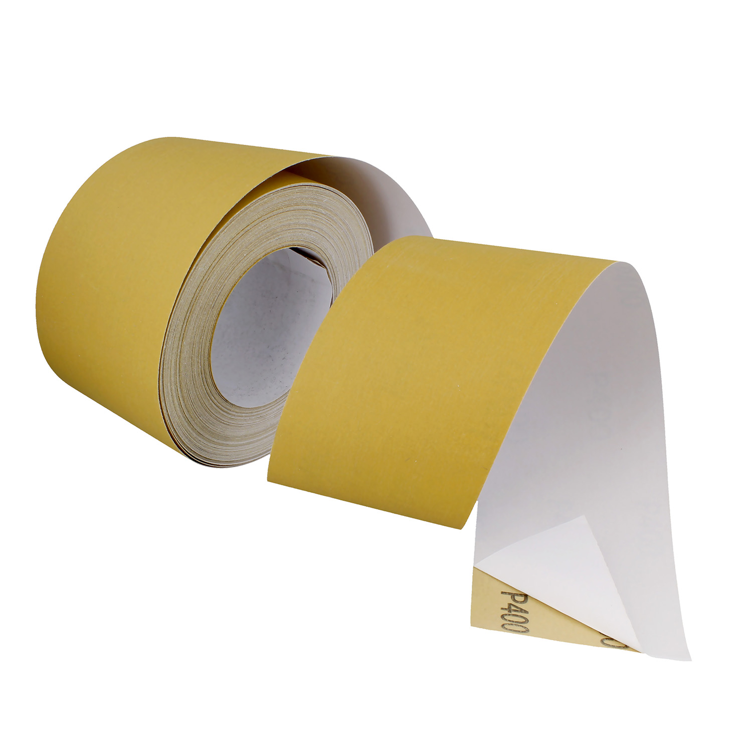 ABN-Adhesive-Sandpaper-Roll-2-3-4-Inch-x-20-Yards-Aluminum-Oxide-PSA thumbnail 31