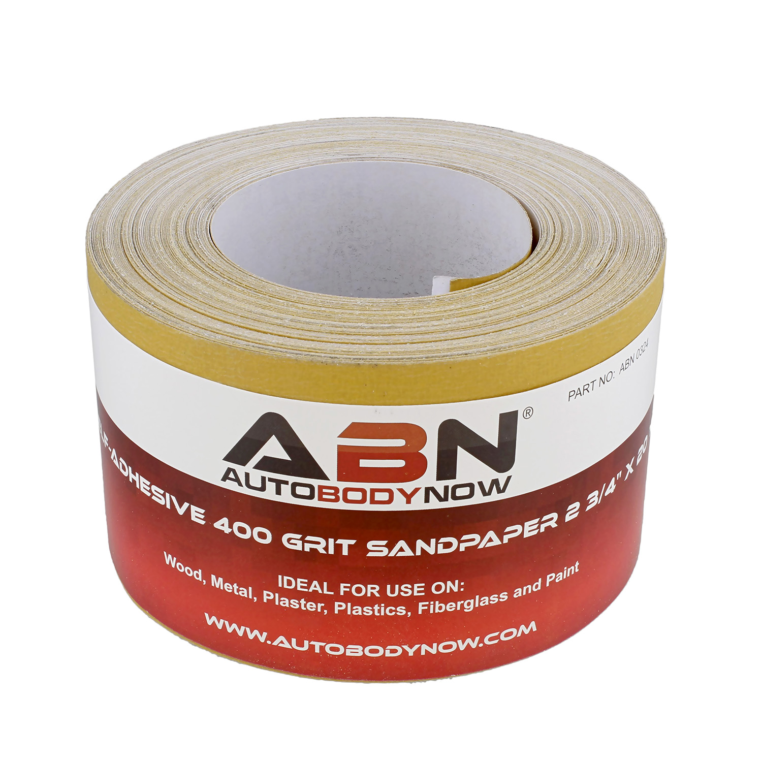 ABN-Adhesive-Sandpaper-Roll-2-3-4-Inch-x-20-Yards-Aluminum-Oxide-PSA thumbnail 34