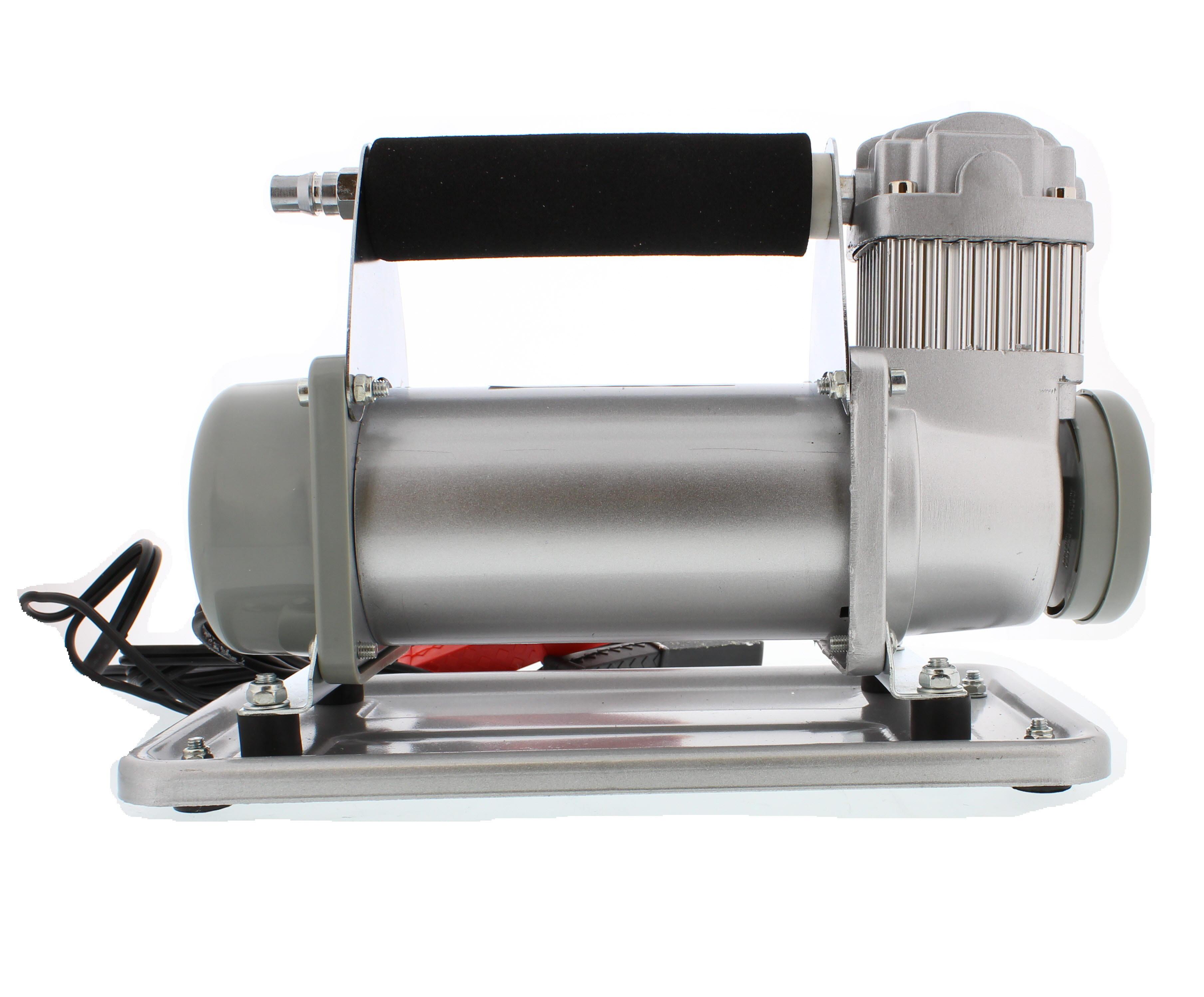Abn 174 Portable Air Compressor Tire Inflator Pump 12v 350w