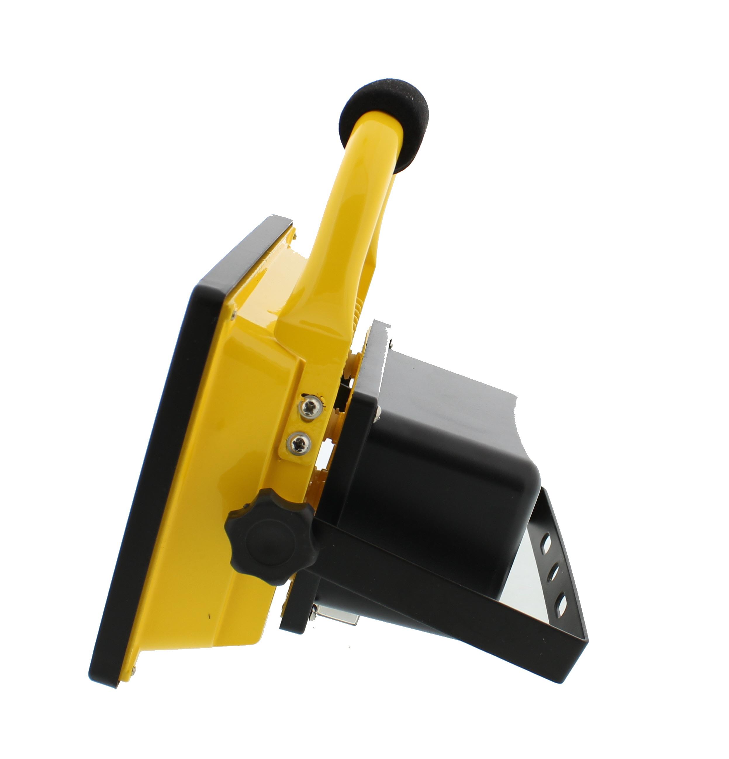 Work Light Rechargeable Led Garage Jobsite Plastic: Rechargeable LED Work Light – 50W 4500LM Cordless