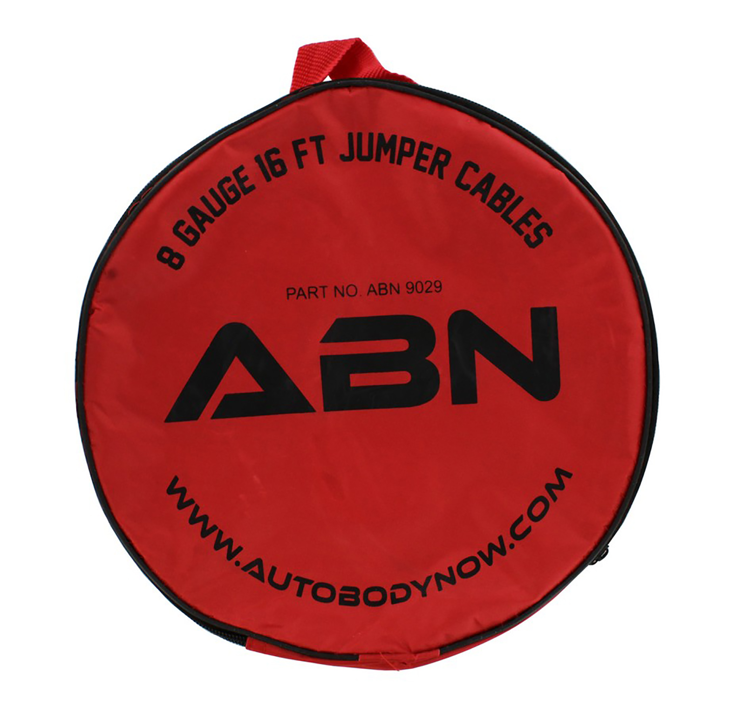 ABNBooster Cables Large Battery Booster Jumper Cables with Case
