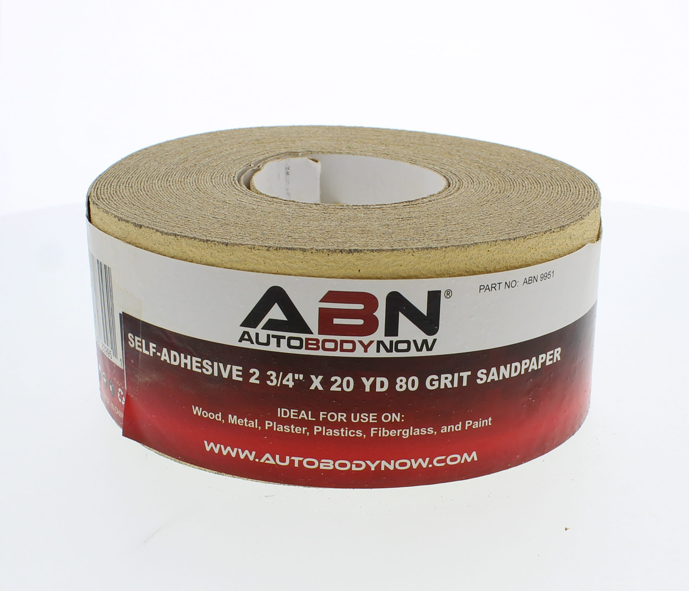 ABN-Adhesive-Sandpaper-Roll-2-3-4-Inch-x-20-Yards-Aluminum-Oxide-PSA thumbnail 40
