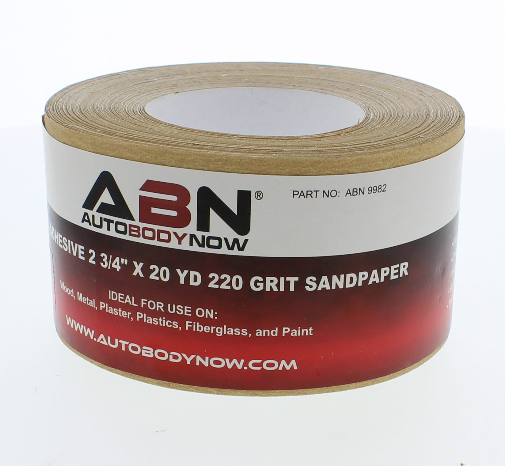 ABN-Adhesive-Sandpaper-Roll-2-3-4-Inch-x-20-Yards-Aluminum-Oxide-PSA thumbnail 21