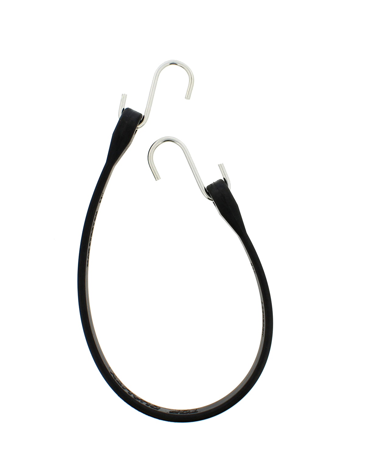 ABN-EPDM-Rubber-Tie-Down-Straps-with-Hooks-Black-Rubber-Bungee-Cords-10Pk miniature 27