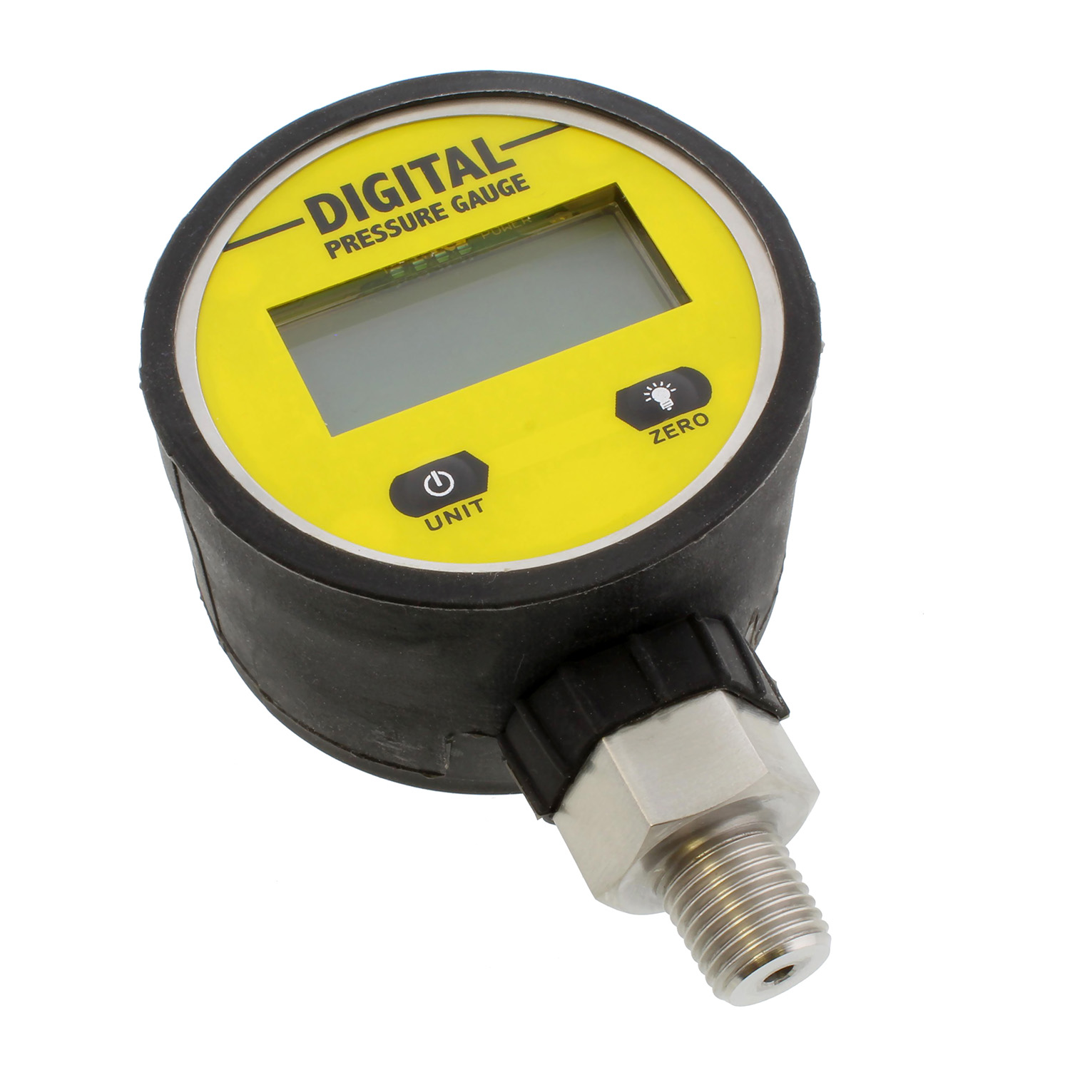 RoadPro RP725 Tire Tread Depth Gauge with Dual Calibration