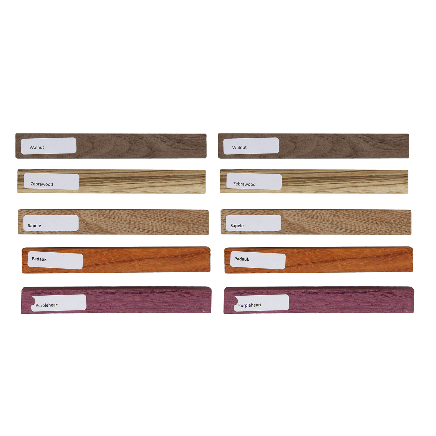 Details about DCT | Wood Turning Blanks 10pk 3/4