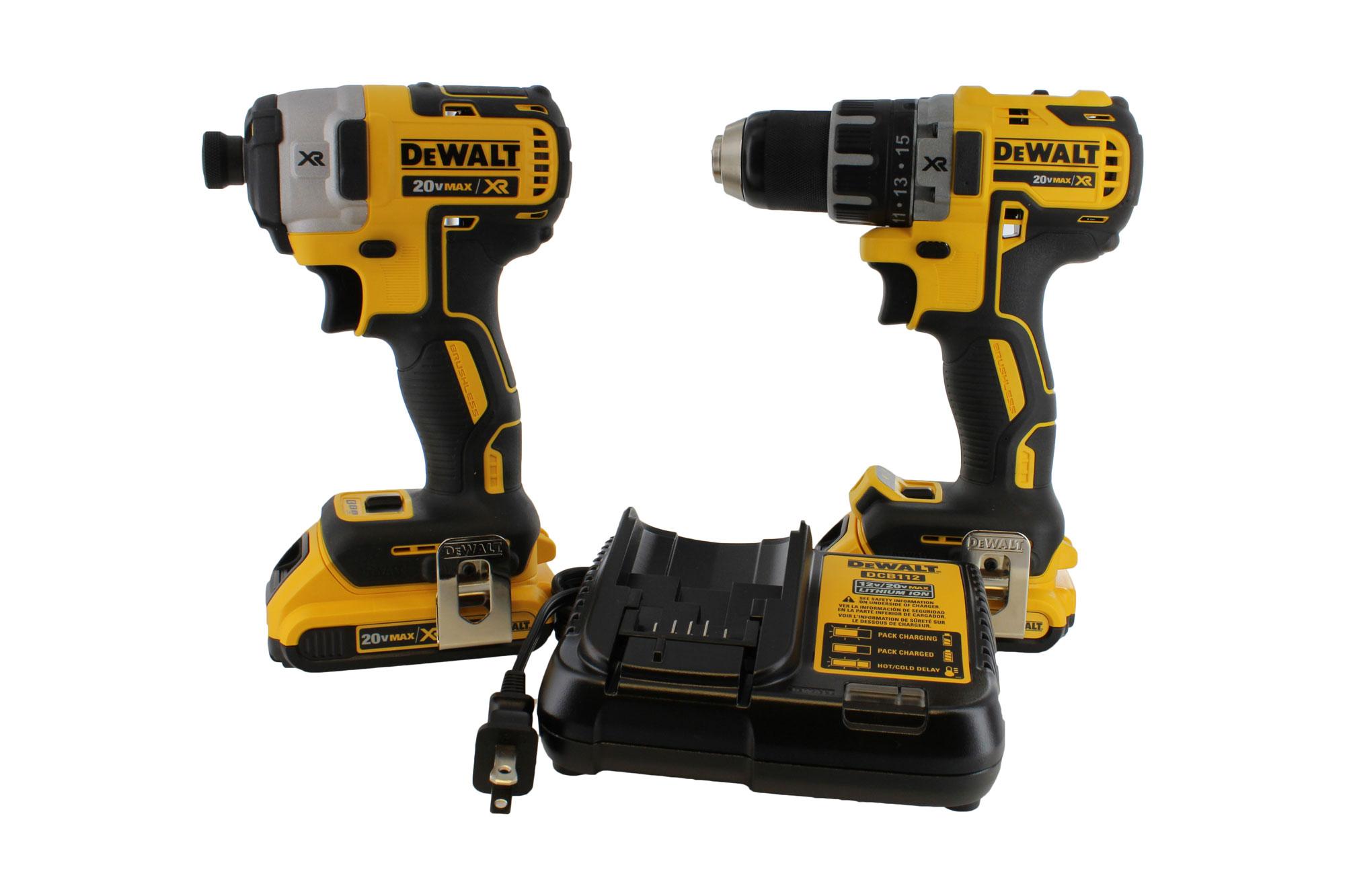 Dewalt Dck283d2 Max Xr Lithium Ion Brushless Drill Driver