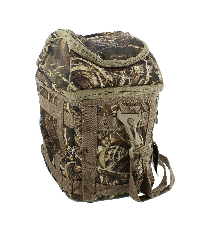 Camo Dynabrade Lunch Bag