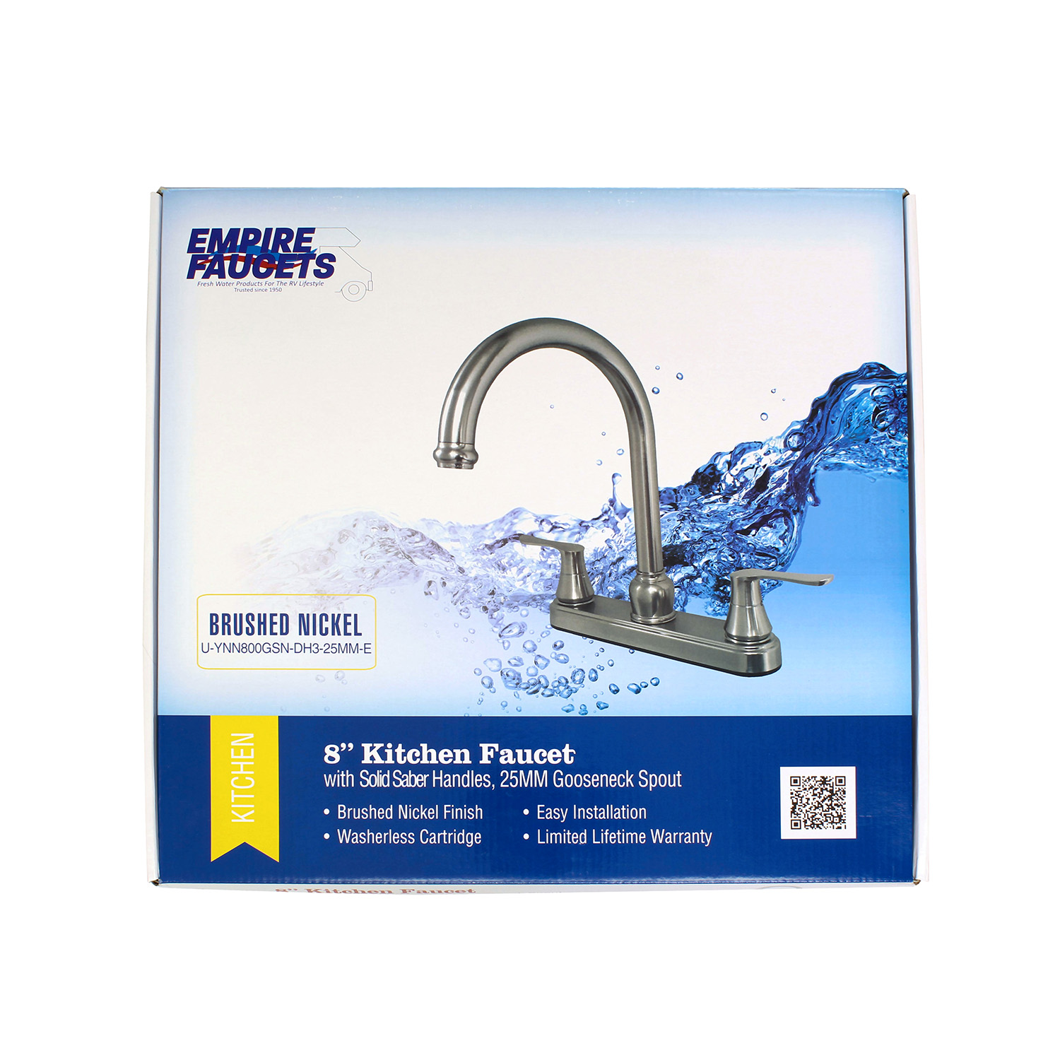 Details about Clearance - Empire Faucets 8\