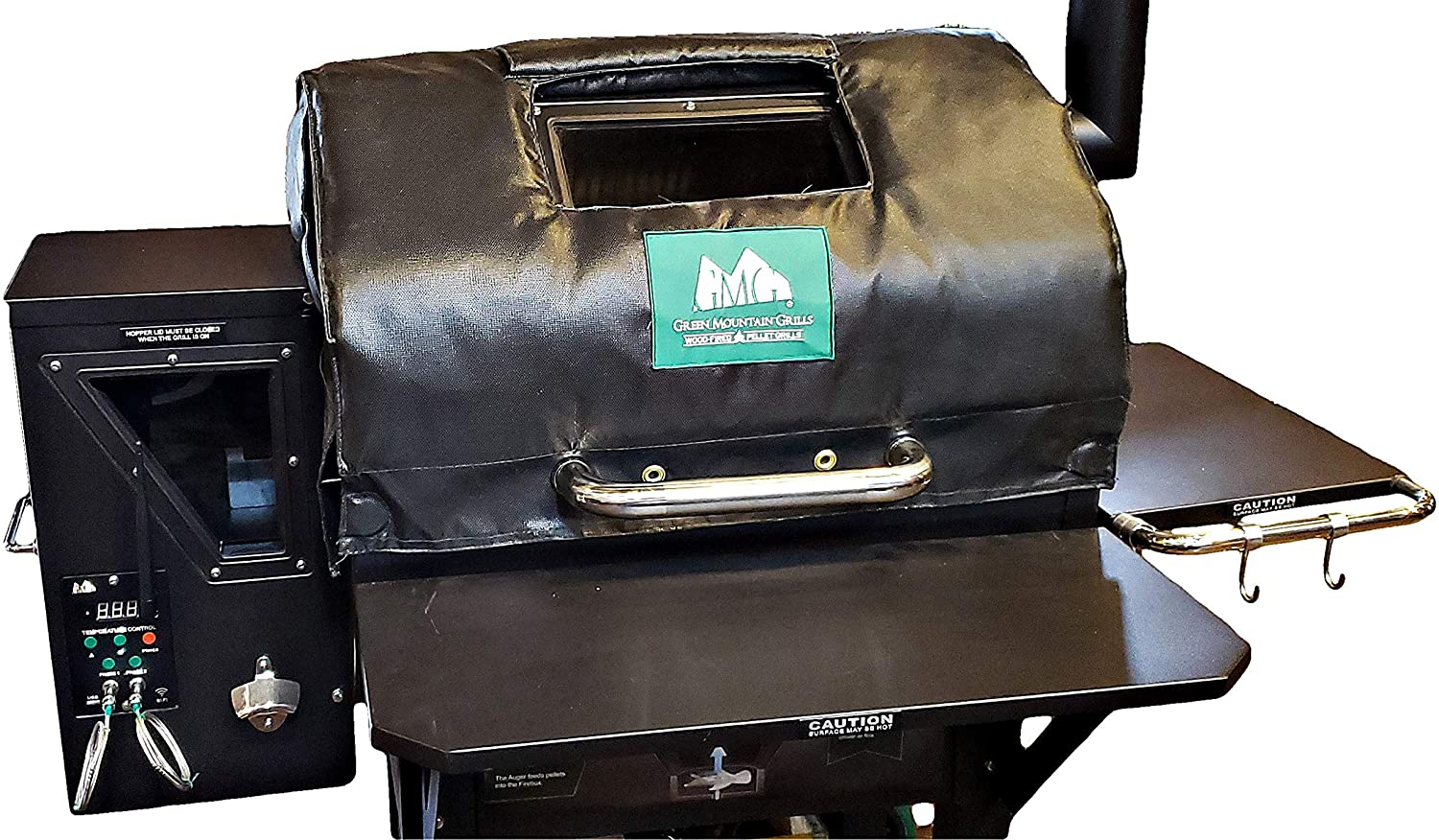 Green Mountain Grills Thermal Blanket For Daniel Boone