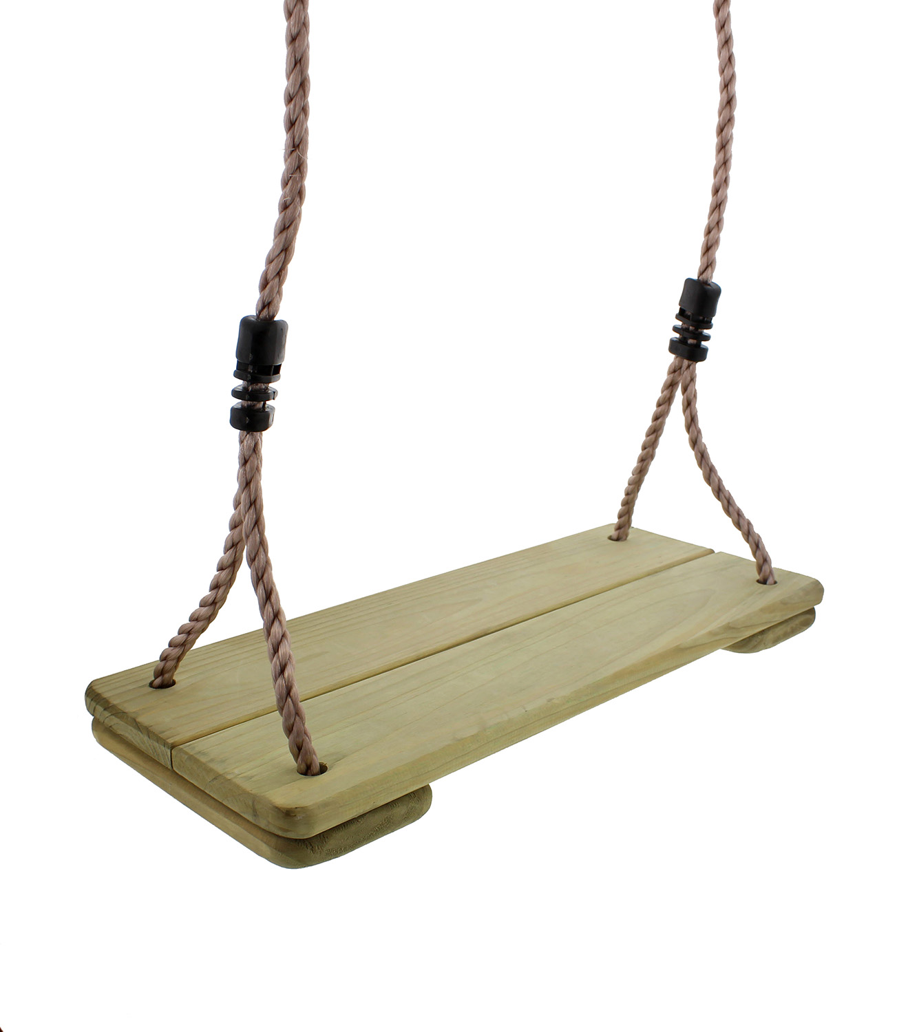 Get Out!™ Hanging Wooden Swing Replacement Seat & Frame or Tree ...