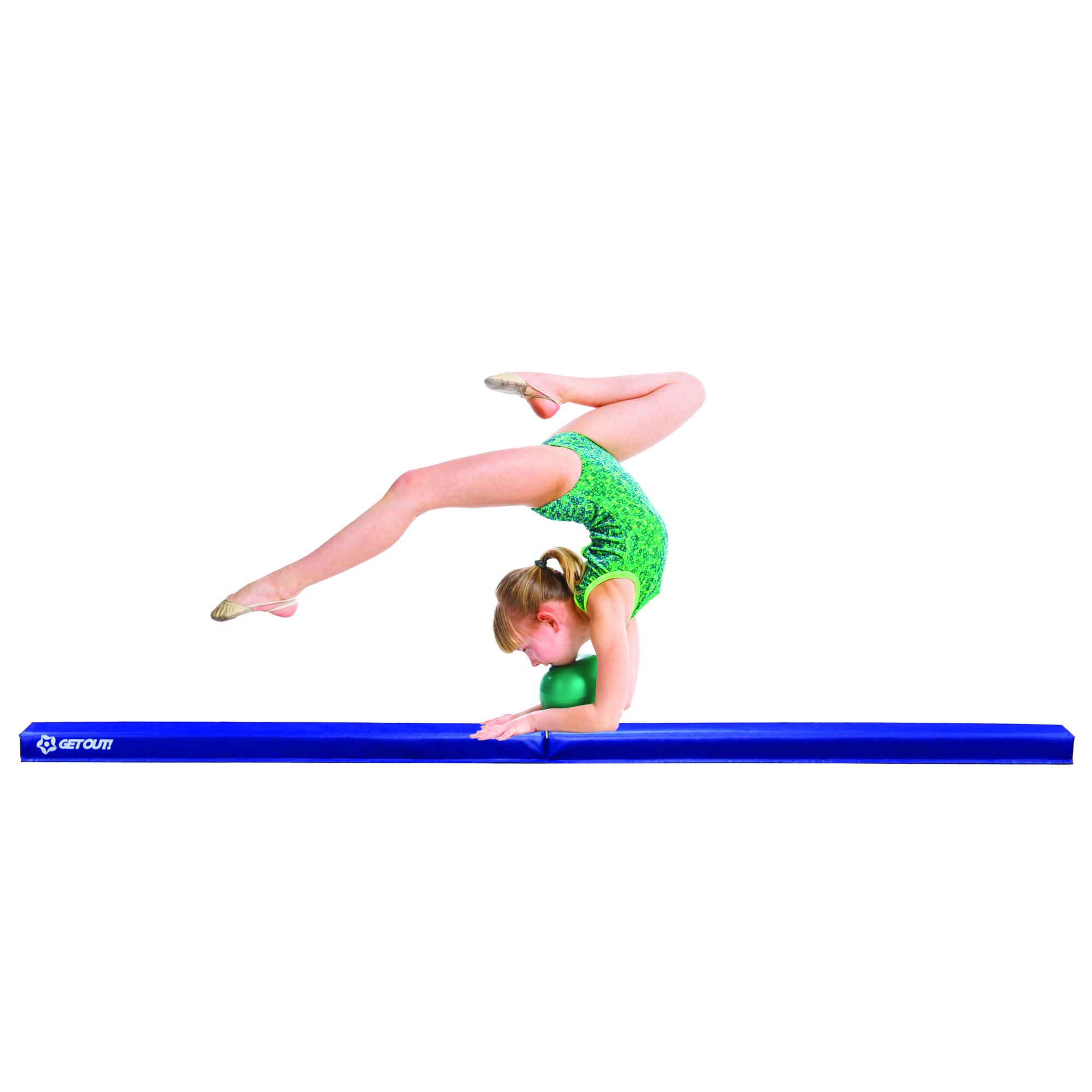 Foldable Kids Gymnastics Folding Foam Floor Balance