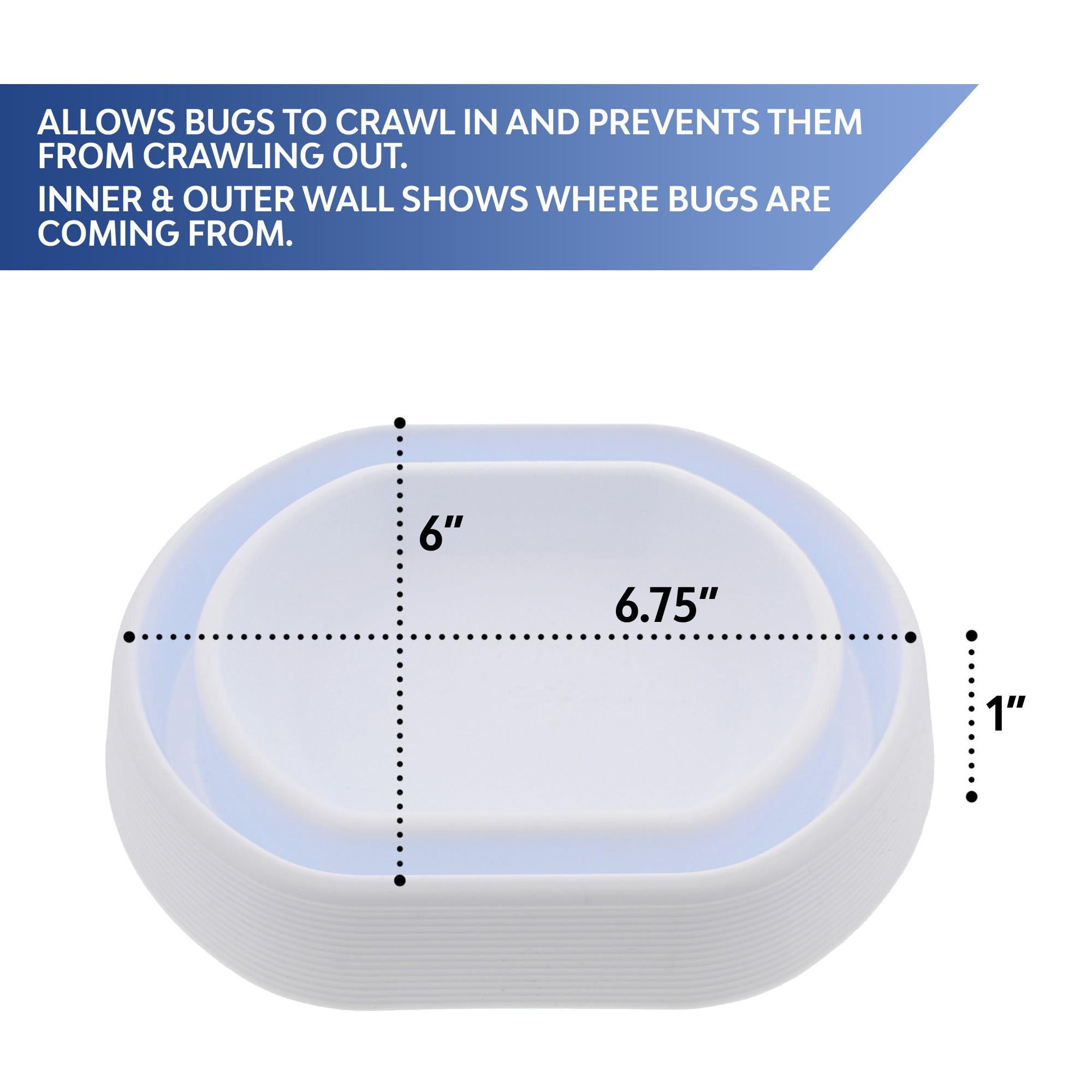 7Penn-Bed-Bug-Interceptors-Bed-Bug-Traps-Bed-Bug-Detector-Rectangle-4-Pack thumbnail 16
