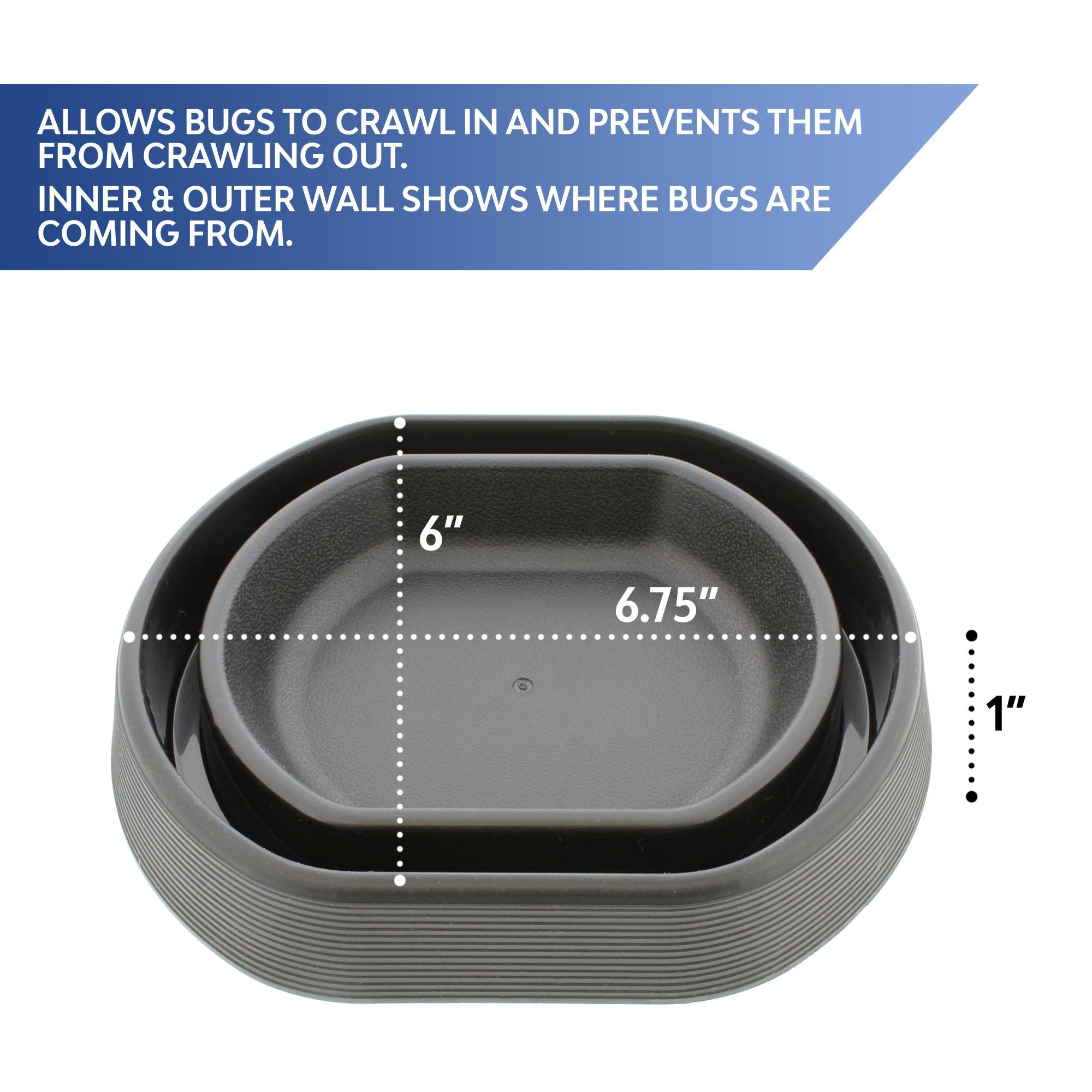 7Penn-Bed-Bug-Interceptors-Bed-Bug-Traps-Bed-Bug-Detector-Rectangle-4-Pack thumbnail 9