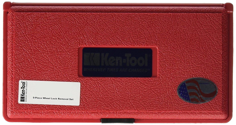 Ken-Tool Wheel Lock Removal Kit 30170