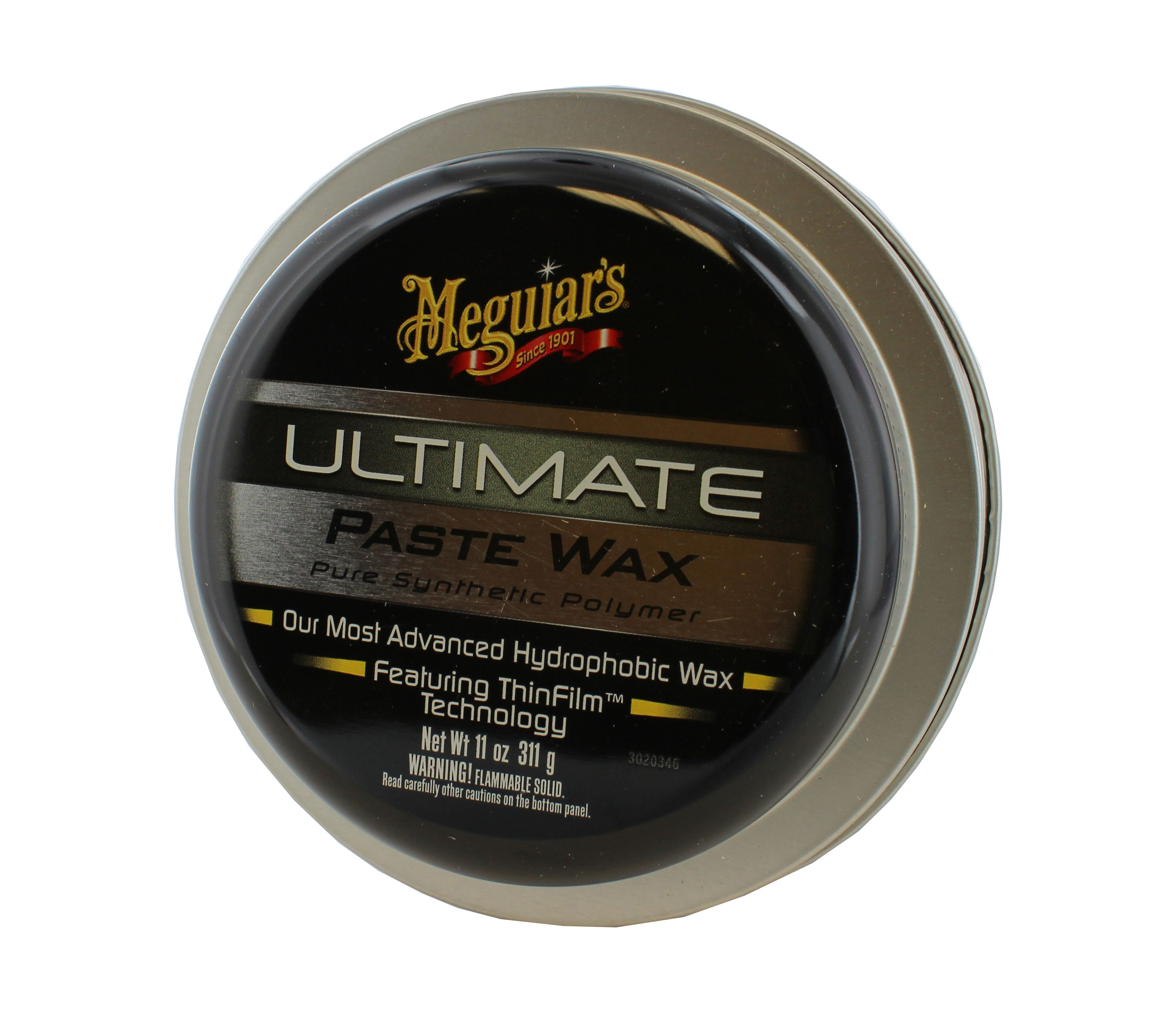 meguiar 39 s g18211 ultimate paste wax 11 oz. Black Bedroom Furniture Sets. Home Design Ideas