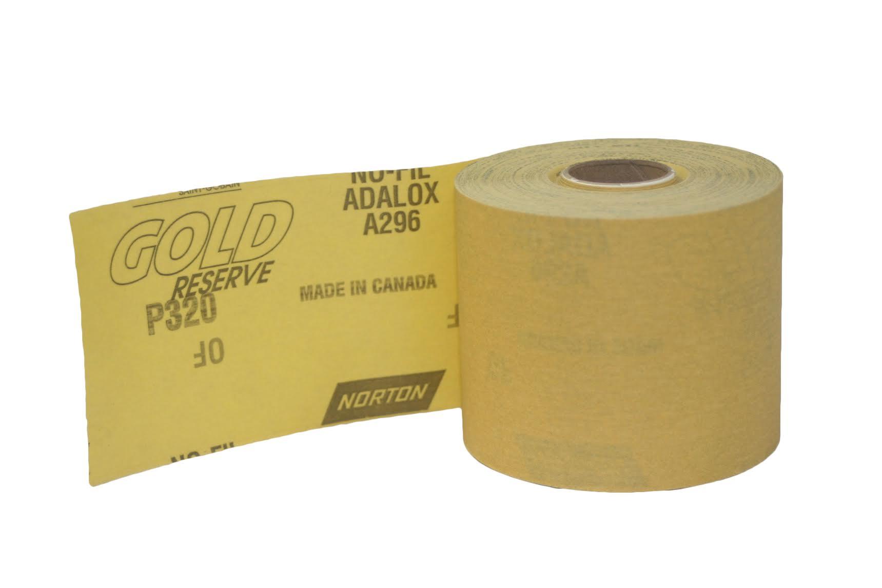 """DA Sandpaper Roll Sanding 6/"""" Green PSA Disc Variety 5ea 80, 120, 220, 320, 400"""