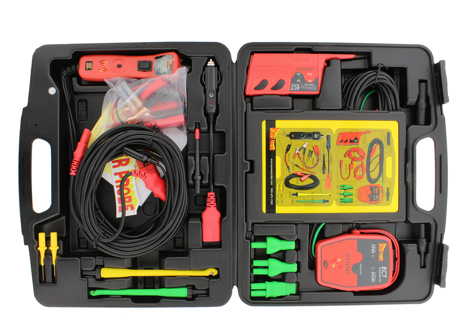 Power Probe Master Combo Kit w// Circuit Tracer PWP-PPKIT03S Brand New!