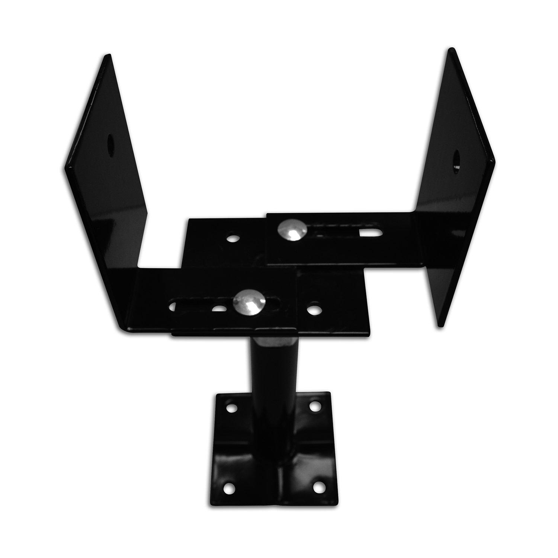 10 Pack Pylex 10930 26 Deck Connector Black