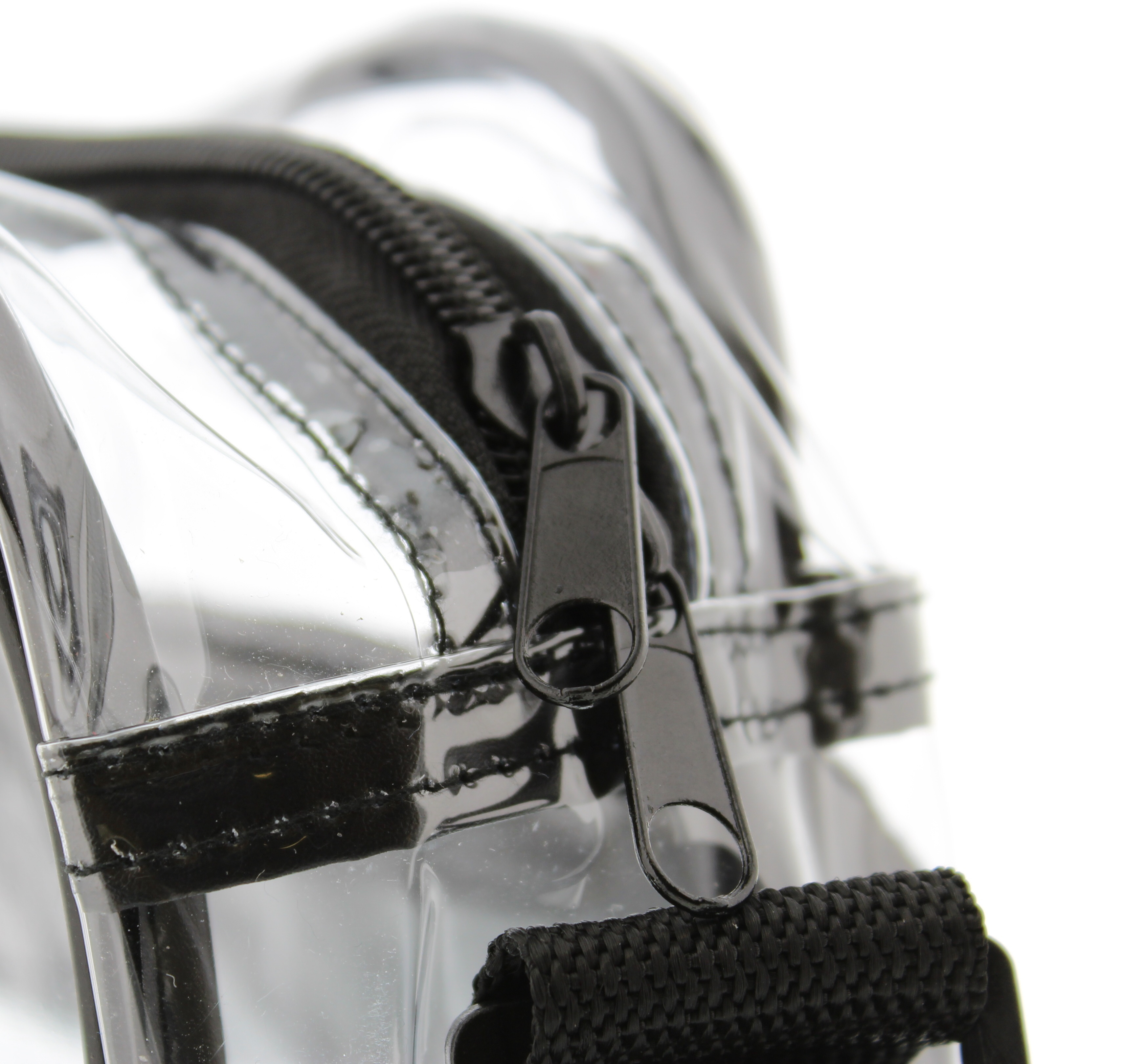 Clear-Purse-NFL-Stadium-Approved-Bag-with-Zipper-and-Shoulder-Strap thumbnail 14