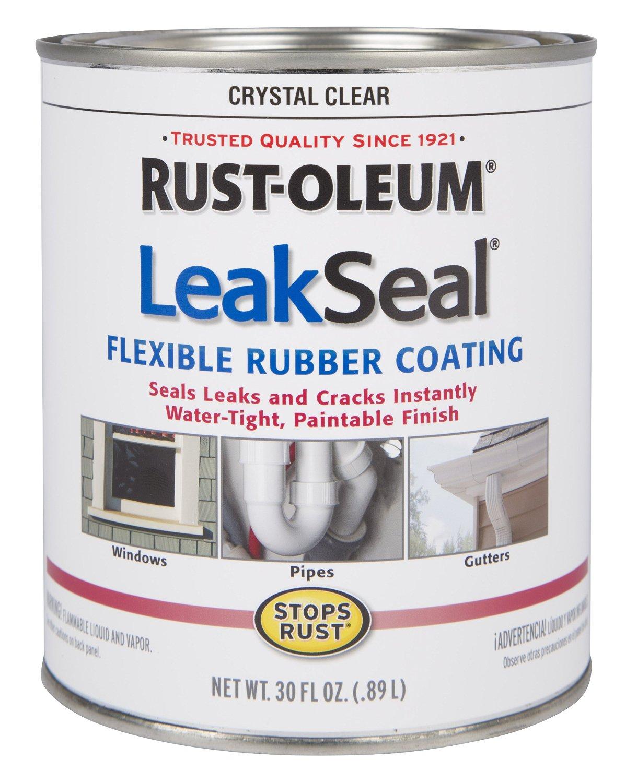 Rust Oleum 275116 Stop Rust Leak Seal Flexible Rubber