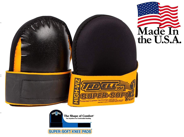 17-209SOFT-L Troxell USA Super soft Large Knee pads