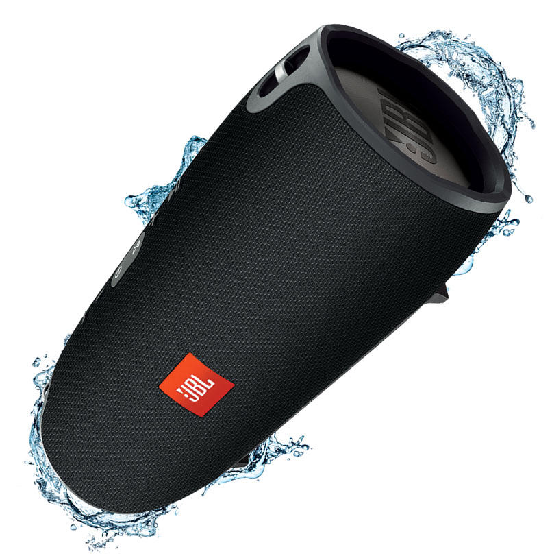two jbl xtreme portable bluetooth speaker wireless splashproof ebay. Black Bedroom Furniture Sets. Home Design Ideas