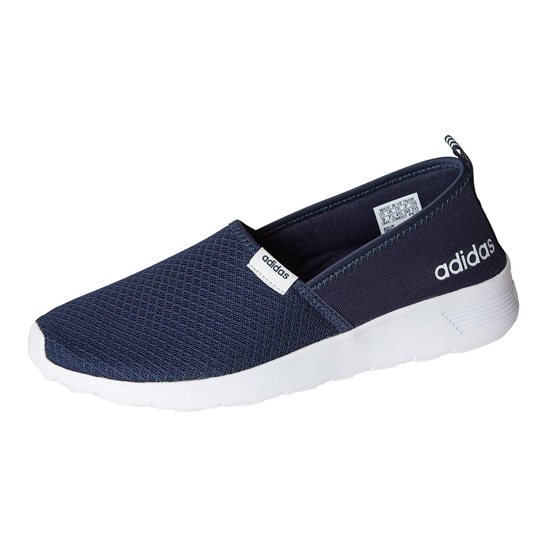 adidas women's lite racer slip on