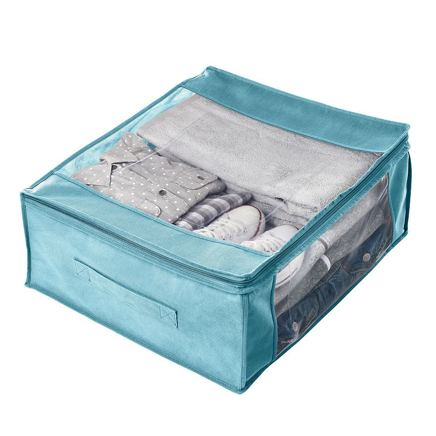 Simple-By-Design-Boho-Blue-8-piece-Dorm-Kit-Twin-XL-Comforter-Sheet-Set-Towels thumbnail 14