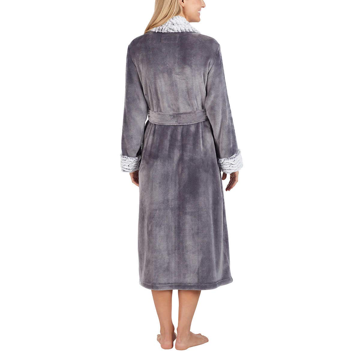 2110341347 Carole Hochman Women Luxuriously Soft Plush Wrap Robe 48