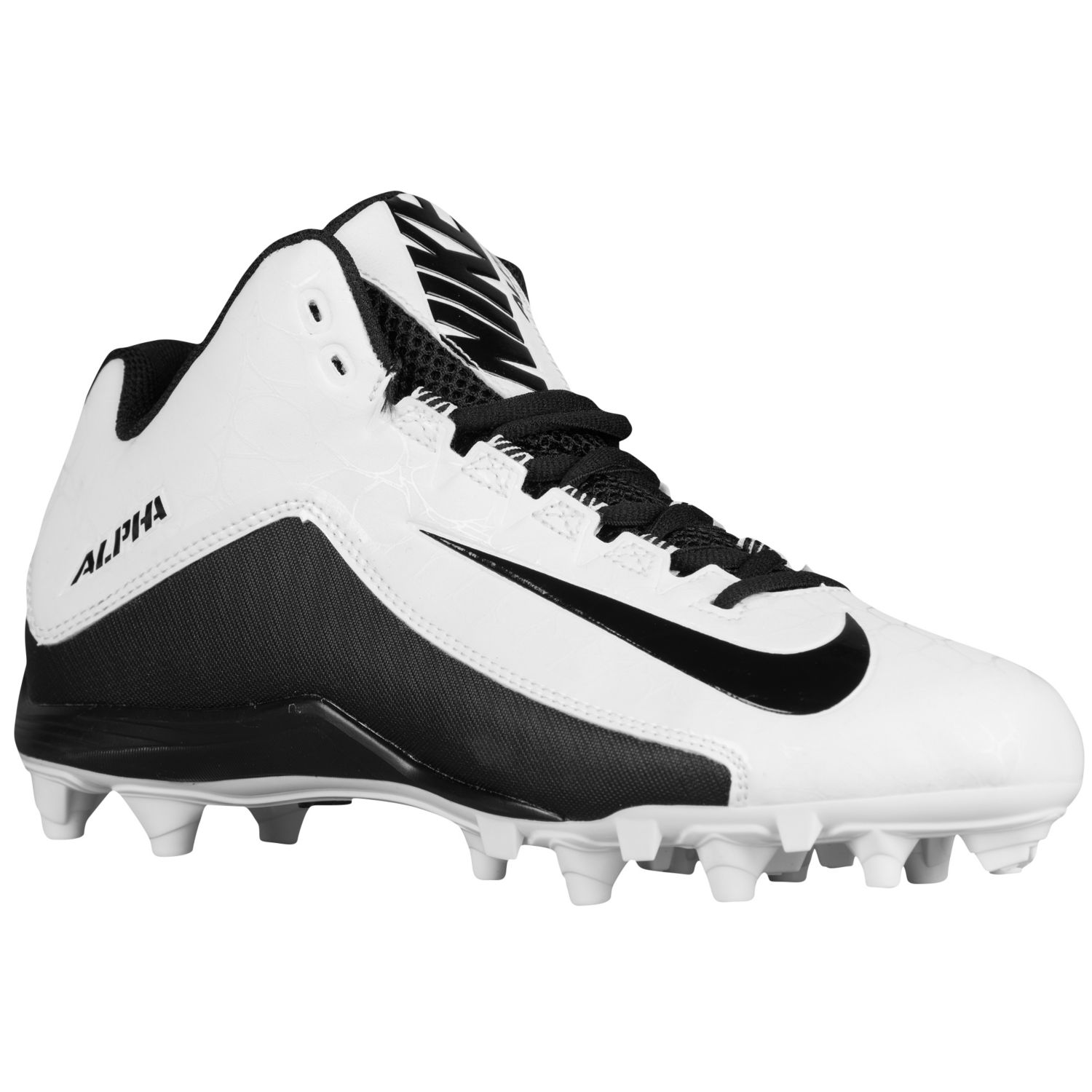 Nike Men's Alpha Strike 2 3/4 Football Cleats New without ... - photo#29