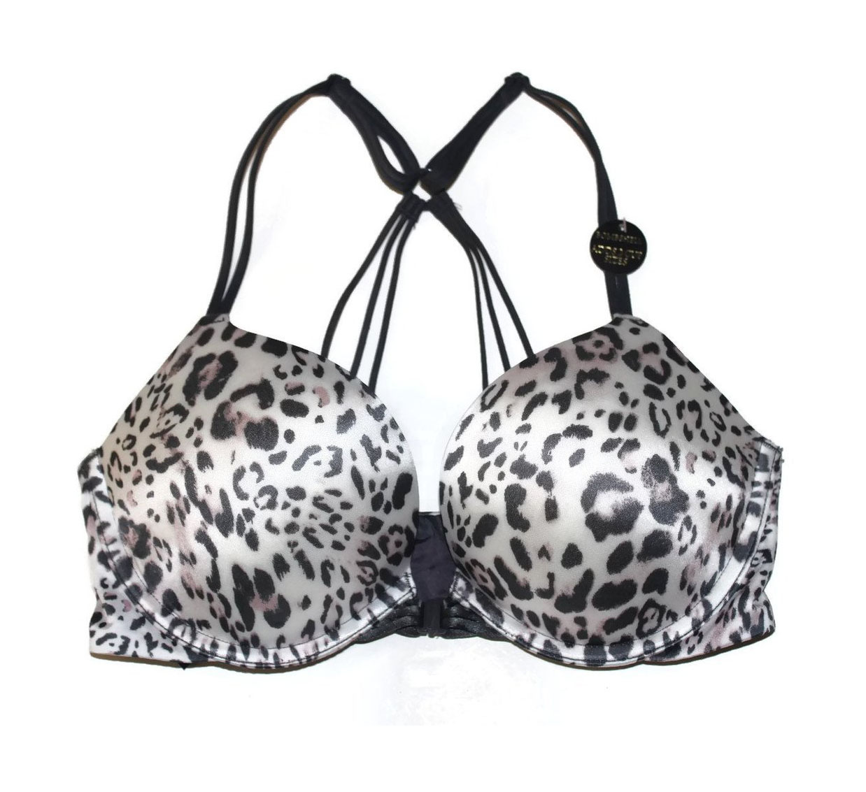 d3f9ea0566 Victoria s Secret Bombshell Miraculous Plunge Push-up Add 2 Cups Bra ...