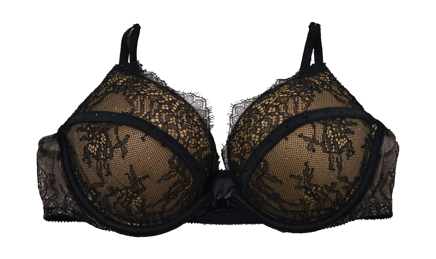 6aaddbcc9f Victoria s Secret Bombshell Miraculous Plunge Push-up Add 2 Cups Bra ...