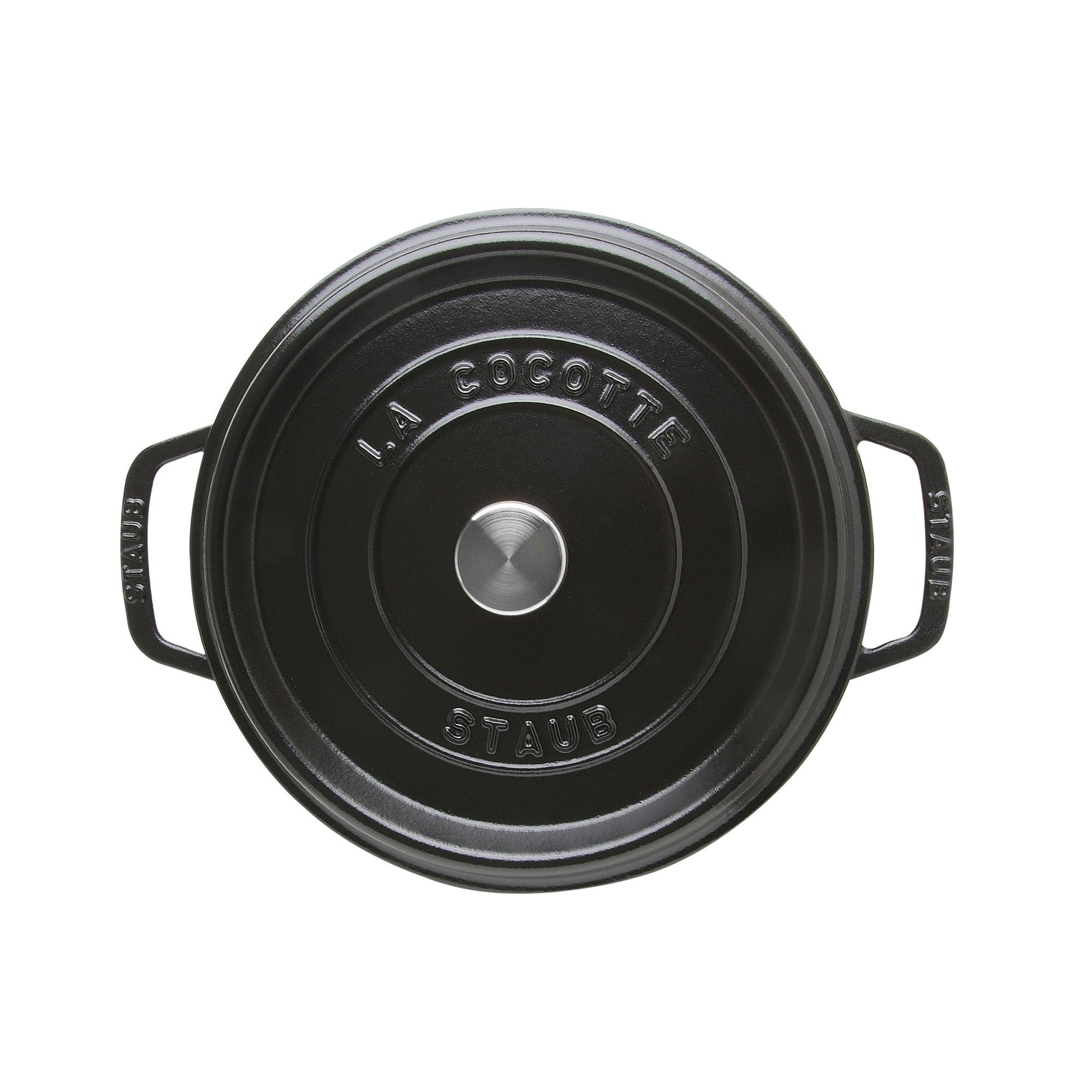 Staub-Cast-Iron-4-qt-Round-Cocotte thumbnail 10