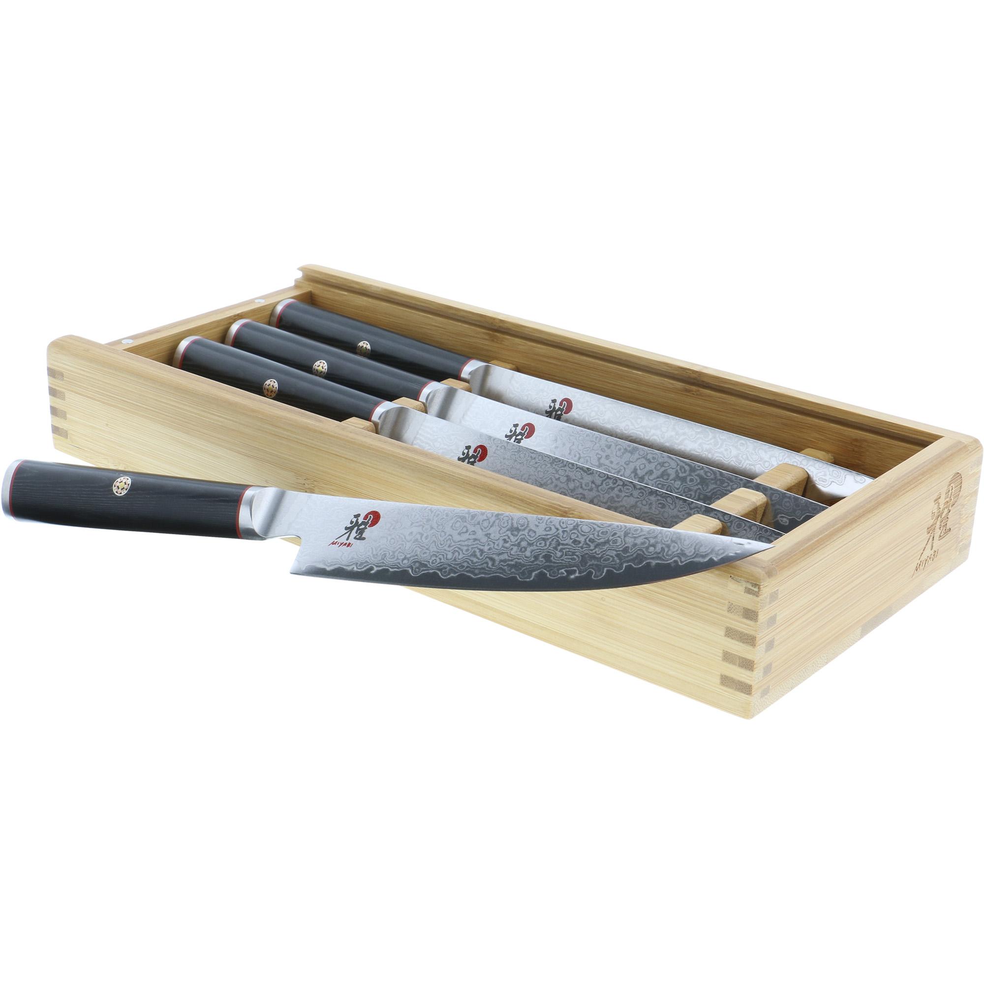 Miyabi Kaizen 4-pc Steak Knife Set