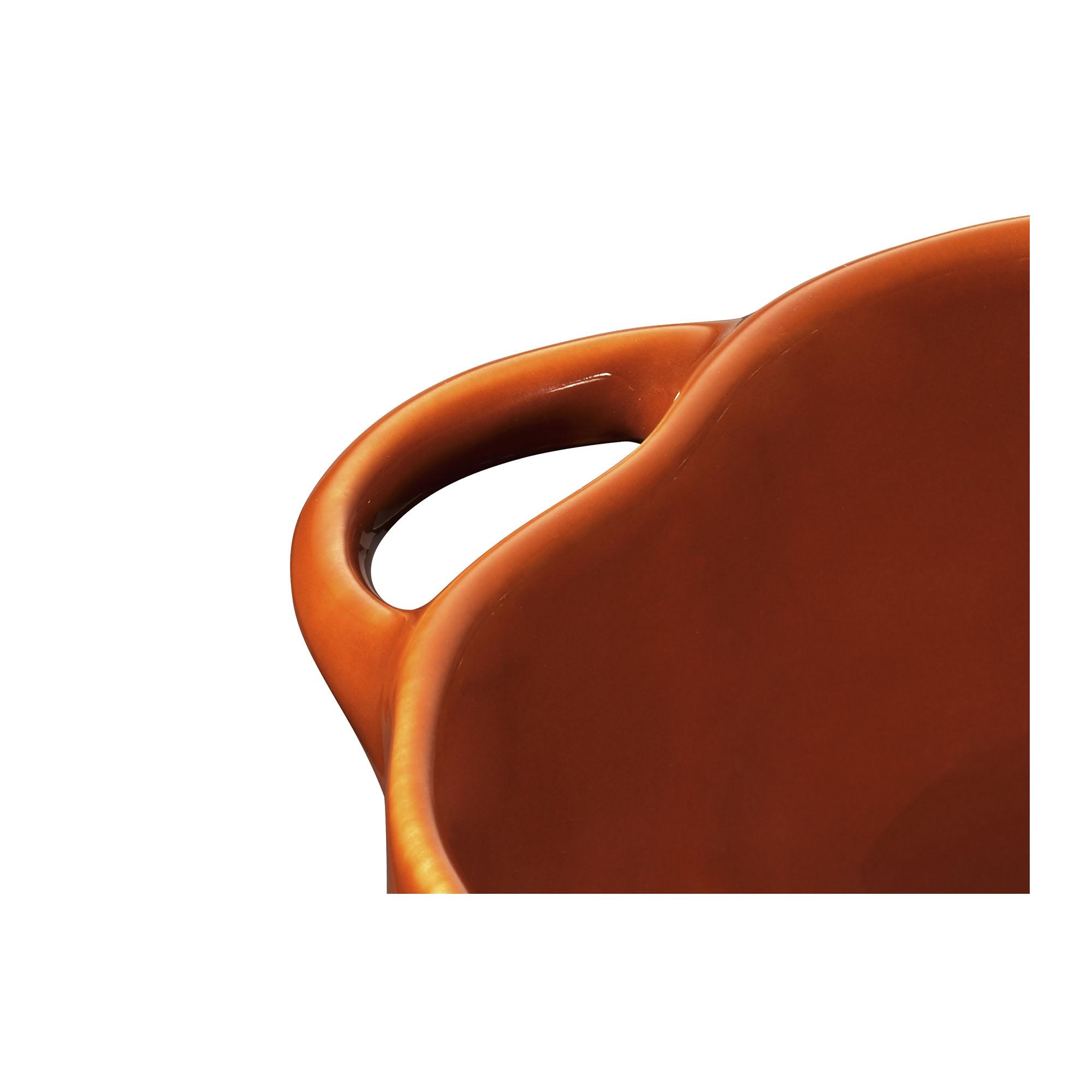 Staub-Ceramic-16-oz-Petite-Pumpkin-Cocotte thumbnail 8