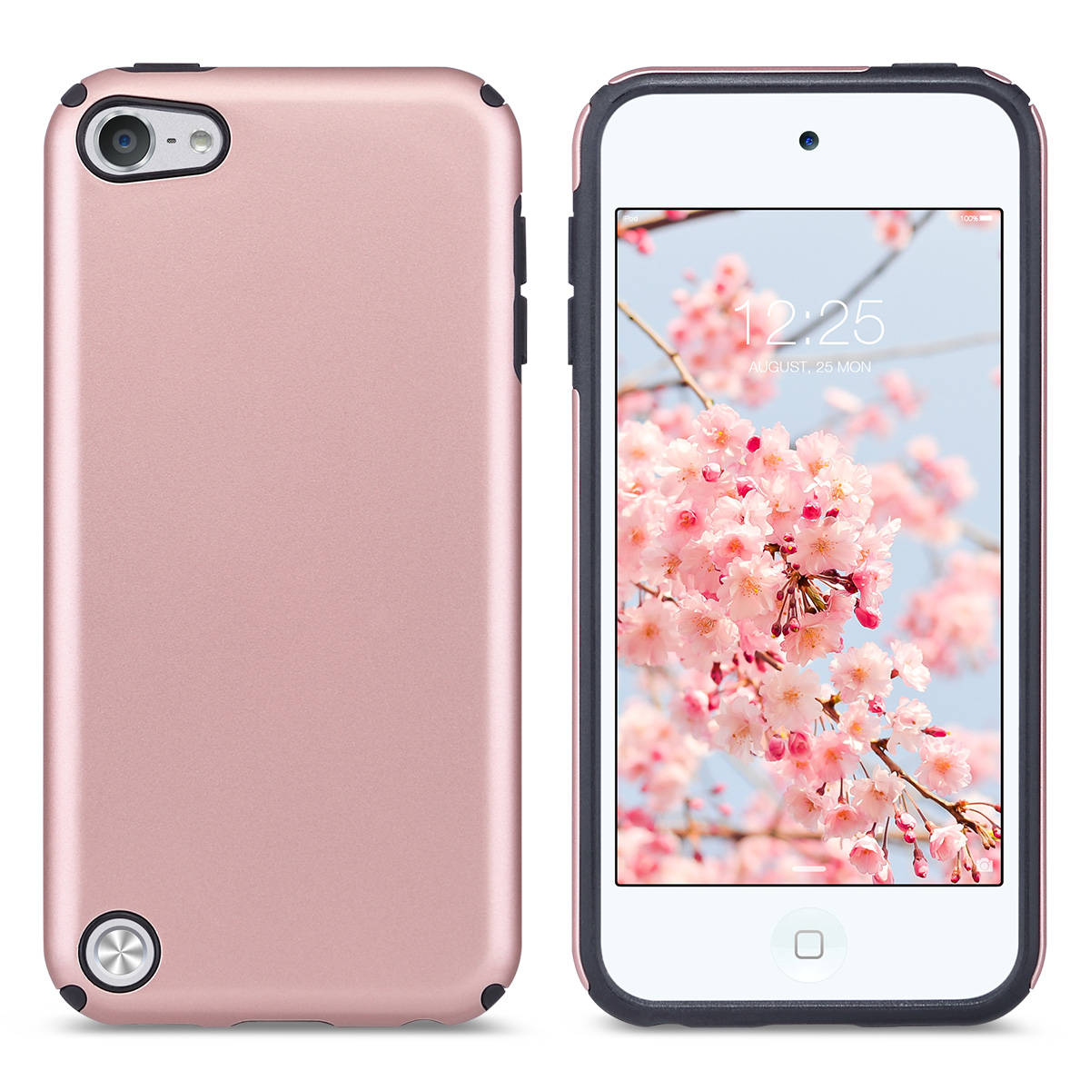 Hybrid-Hard-Protective-Silicon-TPU-Case-for-Apple-iPod-Touch-5-6th-Generation thumbnail 18