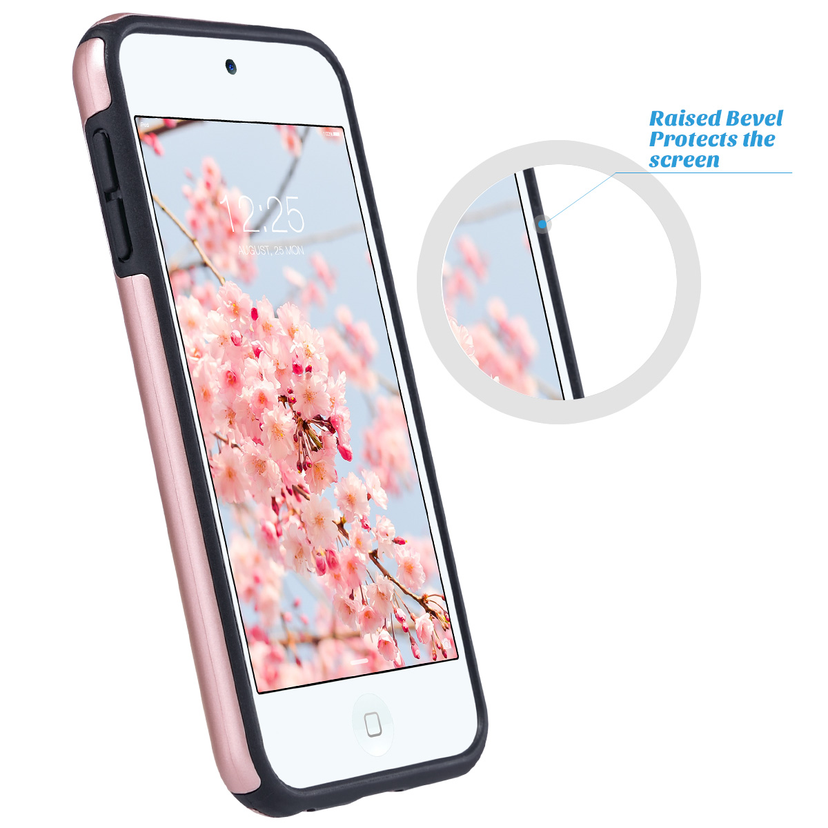 Hybrid-Hard-Protective-Silicon-TPU-Case-for-Apple-iPod-Touch-5-6th-Generation thumbnail 20