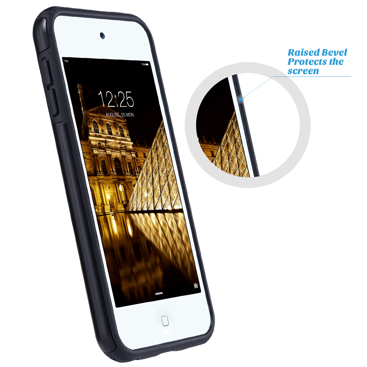 Hybrid-Hard-Protective-Silicon-TPU-Case-for-Apple-iPod-Touch-5-6th-Generation thumbnail 13