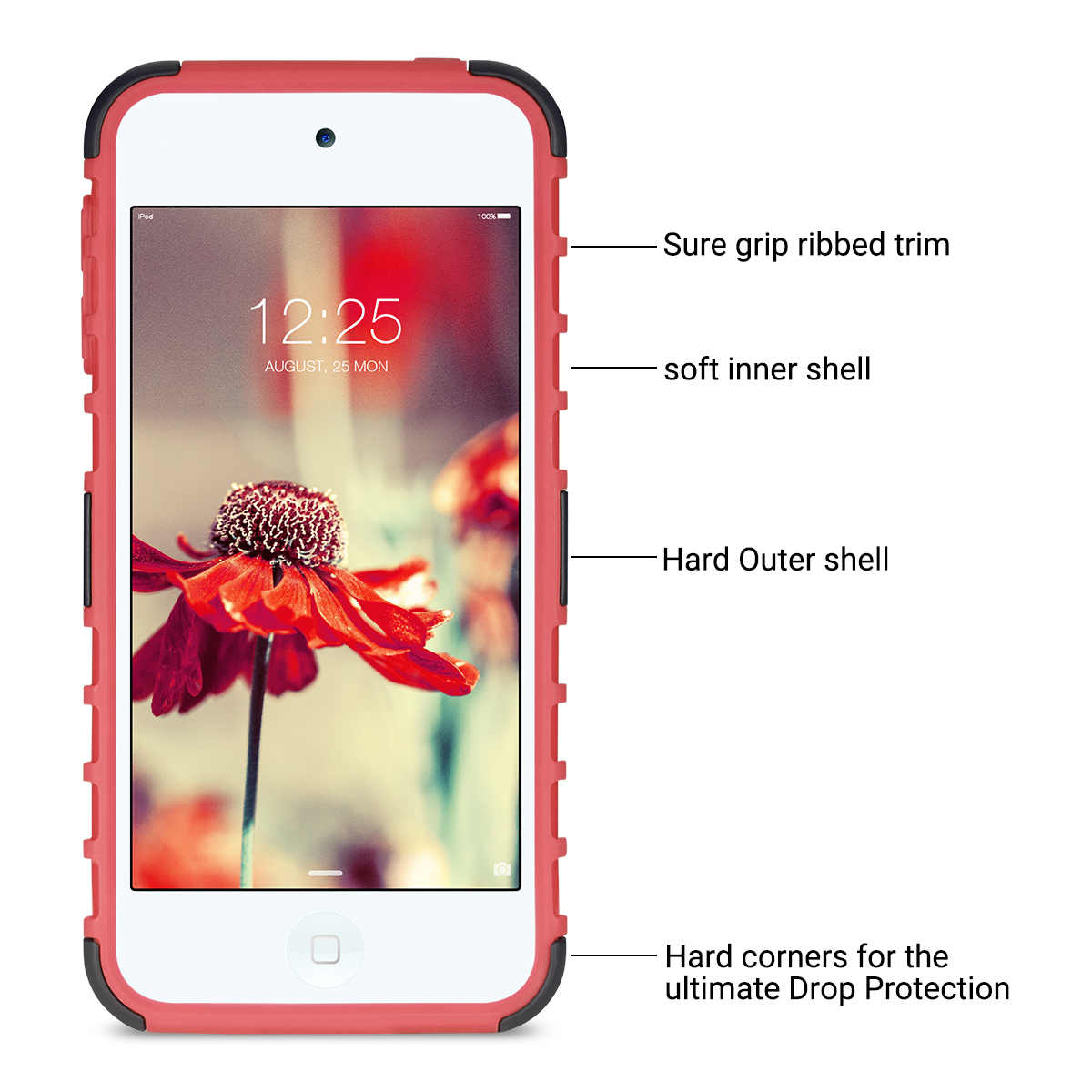 Hybrid-Hard-Protective-Silicon-TPU-Case-for-Apple-iPod-Touch-5-6th-Generation thumbnail 121