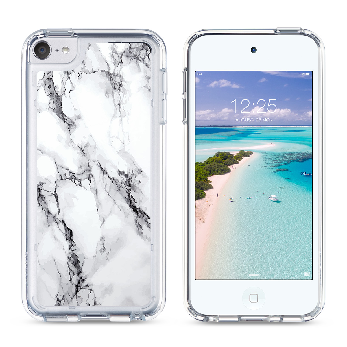 For-iPod-Touch-5-6th-7-Gen-Crystal-Clear-Back-Shockproof-Bumper-Hard-Case-Cover thumbnail 31