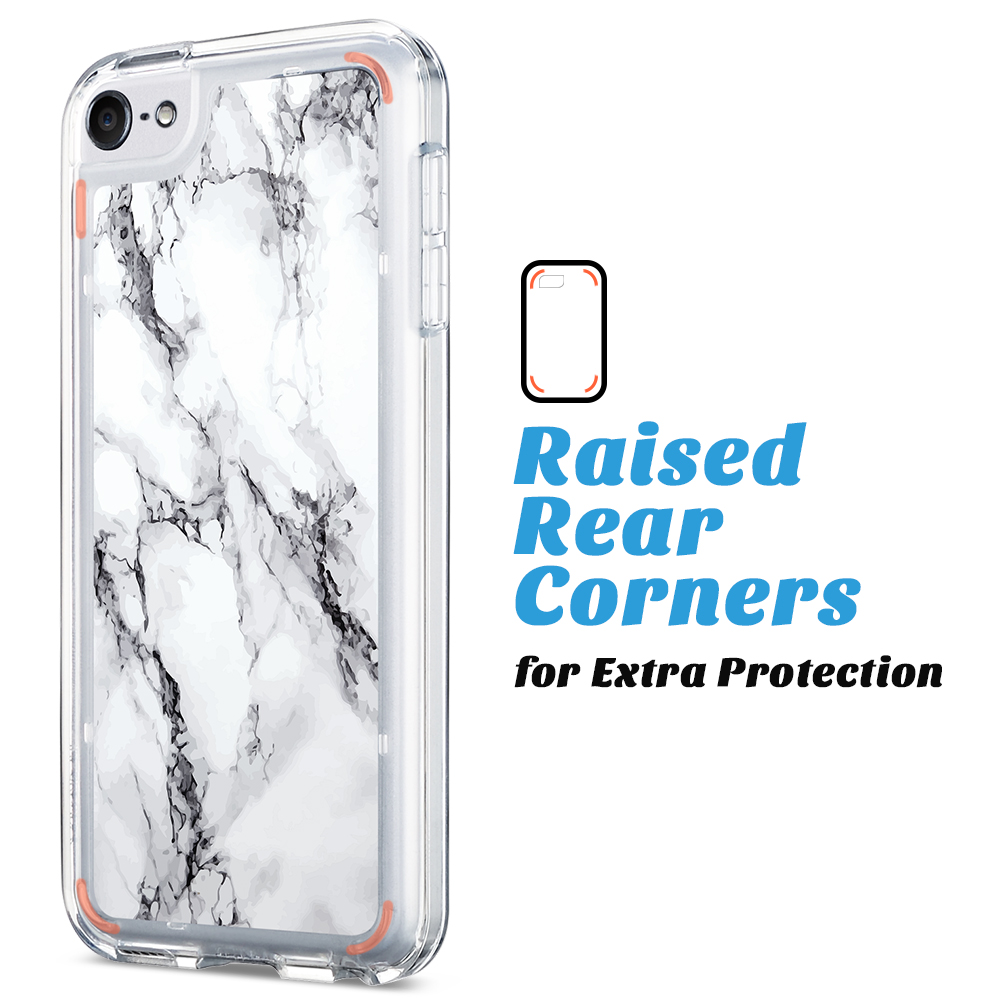 For-iPod-Touch-5-6th-7-Gen-Crystal-Clear-Back-Shockproof-Bumper-Hard-Case-Cover thumbnail 32