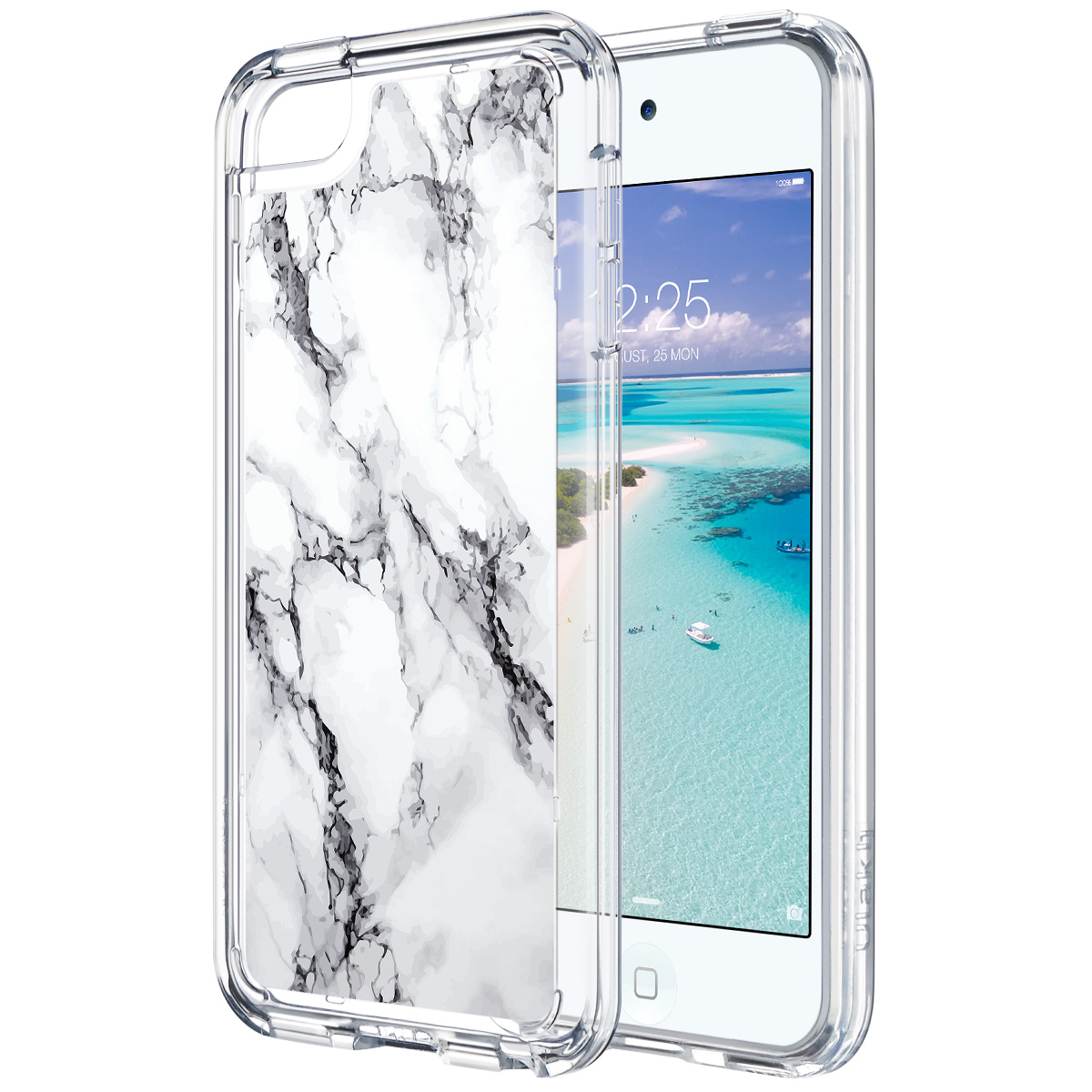 For-iPod-Touch-5-6th-7-Gen-Crystal-Clear-Back-Shockproof-Bumper-Hard-Case-Cover thumbnail 36