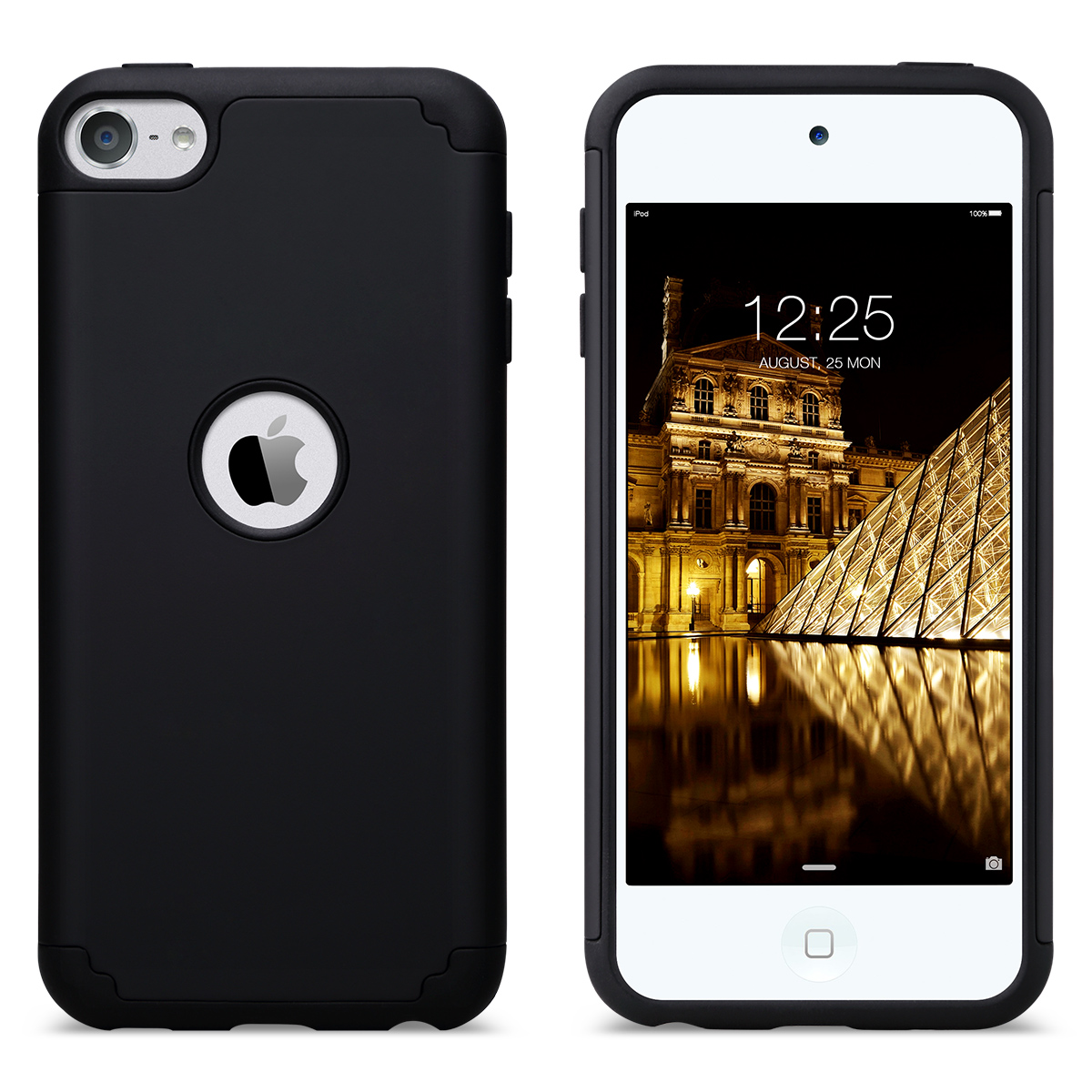 Hybrid-Hard-Protective-Silicon-TPU-Case-for-Apple-iPod-Touch-5-6th-Generation thumbnail 110