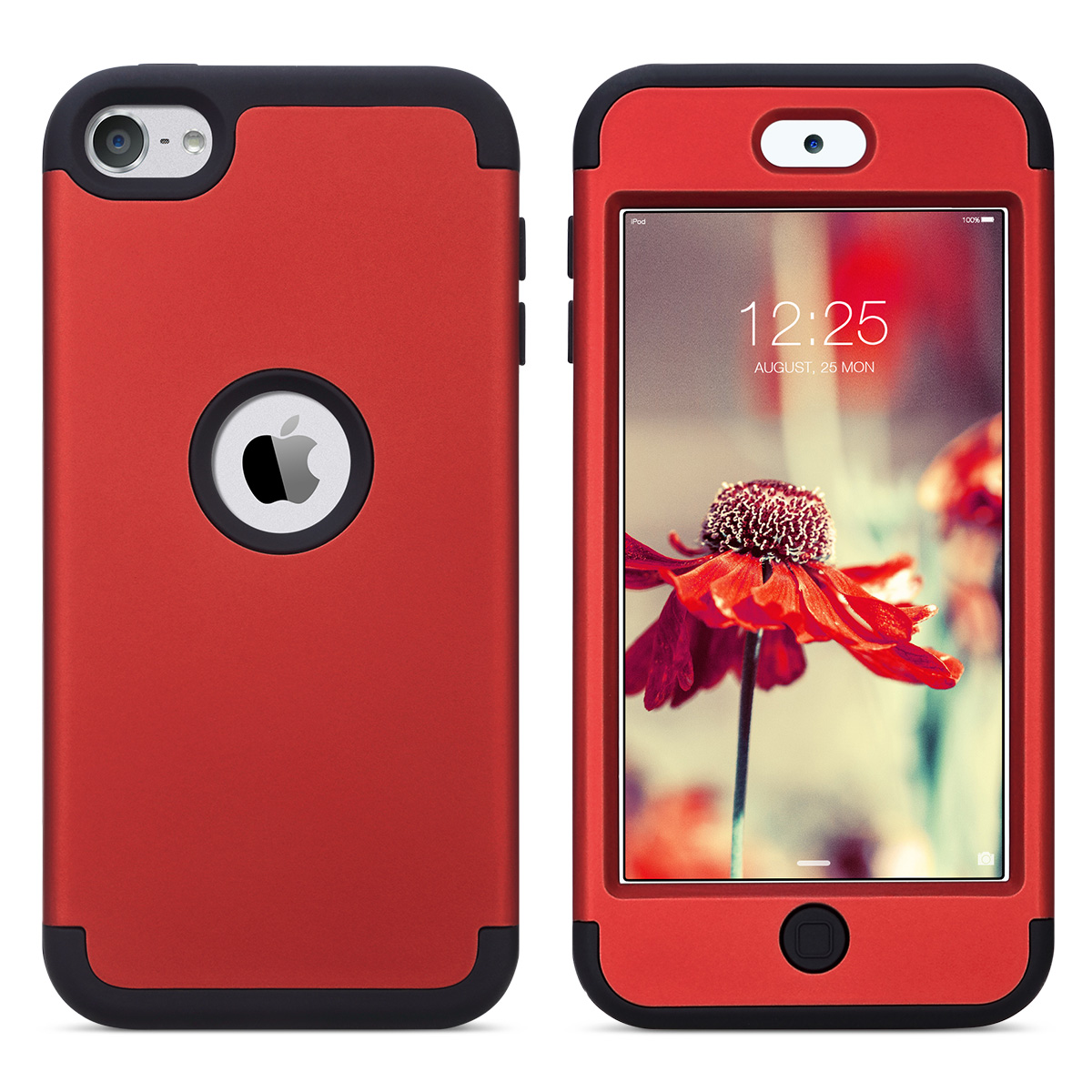 Hybrid-Hard-Protective-Silicon-TPU-Case-for-Apple-iPod-Touch-5-6th-Generation thumbnail 95